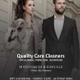 Quality Care Cleaners logo