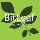 BitLeaf logo