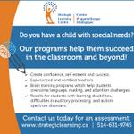 Strategic Learning Clinic profile image.