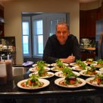 GOURMET CHEF AT YOUR TABLE profile image.