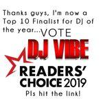 DJ Vibe profile image.