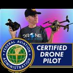 DronesiViews LLC profile image.