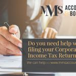 MMS Accounting & Bookkeeping Svc profile image.