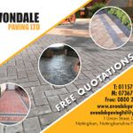 Home -Avondale Paving Ltd profile image.