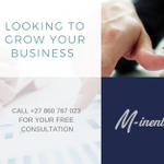 M-inent Solutions profile image.