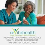 ReVitahealth Home Health Care & Wellness Services profile image.