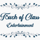 Touch of Class Entertainment logo