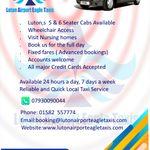 Luton Airport Eagle Taxis  profile image.
