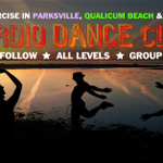 Cardio Dance Club: Jen deHaan profile image.