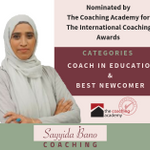 Sayyida Bano Coaching profile image.