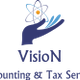 VisioN Accounting & Tax Services logo
