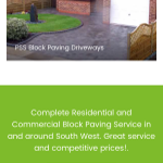 Pss total driveways and landscapes  profile image.