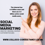 Colloco Marketing Agency profile image.