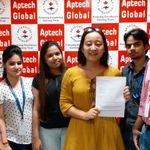 Aptech Visa Global Immigration Pvt Ltd profile image.