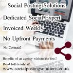 Social Posting Solutions profile image.