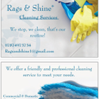 Rags & Shine Cleaning Services logo
