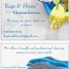 Rags & Shine Cleaning Services profile image