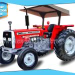 AgroAsia Tractors profile image.