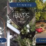 Aj's Hands tree and yard service profile image.