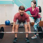 Symmetrix Exercise & Rehab profile image.