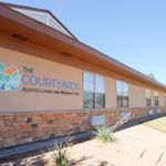 The Courtyards Assisted Living & Memory Care profile image.