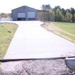 Doug Dickerson Concrete Services profile image.