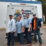 Plumbing Specialists, Inc. profile image.