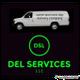 DEL SERVICES LLC logo