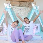 sprinkle + dot: themed tent parties for kids + teens profile image.