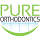 Pure Orthodontics Red Deer logo