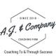 A. J. & Company logo