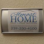 Almost Home Real Estate Services profile image.