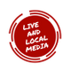 Live and Local Media logo