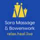 Sora Massage & Bowenwork logo