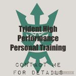 Trident High Performance Personal Training profile image.