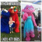 Birthday party R.I. profile image.