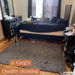 Greg's Quality cleaning services LLC profile image.