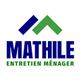 Service d'entretien ménager Mathile logo