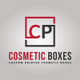 CP COSMETIC BOXES logo