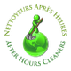 After Hours Cleaners logo