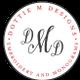 DottieM Designs logo