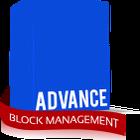 advance block management logo