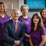 Harpe Aesthetics + Wellness profile image.