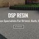 DSP RESIN logo