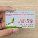 Raydan heating and air conditioning profile image.