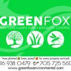 Green Fox Environmental logo