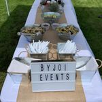 ByJoi Event Catering and Coordinating profile image.