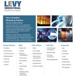 Levy Industrial profile image.
