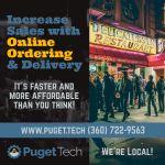 Puget Tech Digital Marketing - Social Media, Web & Graphic Design profile image.