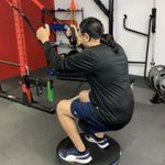Zack Abusharif Personal Training profile image.